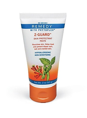 Medline® Remedy® Phytoplex™ Z-Guard™ Skin Protectant Paste, 2 oz., 24/Pack