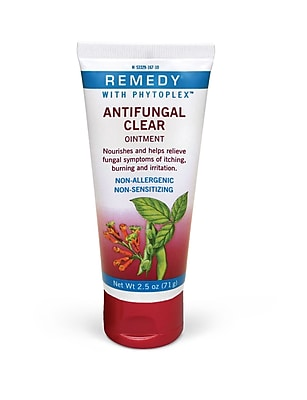 Medline® Remedy® Phytoplex™ Antifungal Clear Ointment, 2.5 oz., 12/Pack