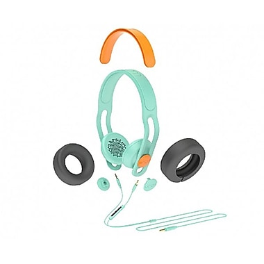 BOOM Swap Modular On-Ear Headphone, Green