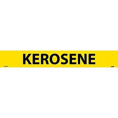 Pipemarker, Adhesive Vinyl, 25/Pack, Kerosene, 2