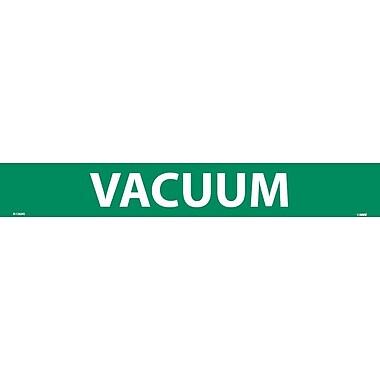 Pipemarker, Adhesive Vinyl, 25/Pack Vacuum, 2