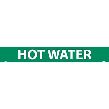 Pipemarker, Hot Water, 2