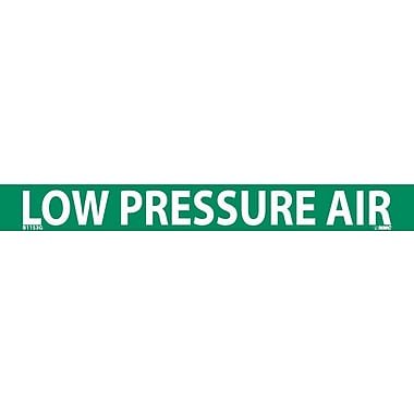 Pipemarker, Low Pressure Air, 1