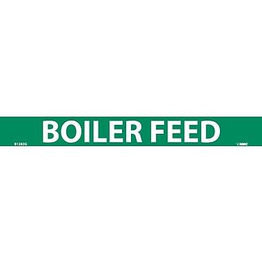 Pipemarker, Boiler Feed, 1
