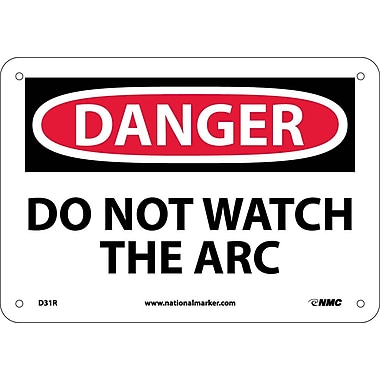 Danger, Do Not Watch The Arc, 7