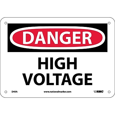 Danger, High Voltage, 7