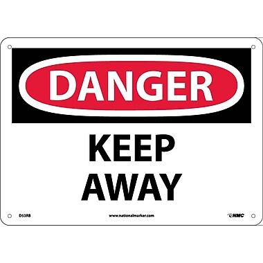 Danger, Keep Away, 10
