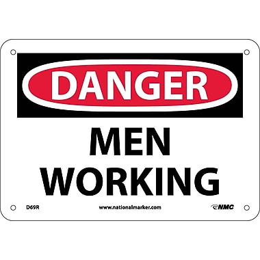Danger, Men Working, 7
