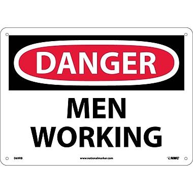 Danger, Men Working, 10