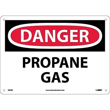Danger, Propane Gas, 10