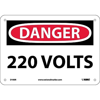 Danger, 220 Volts, 7