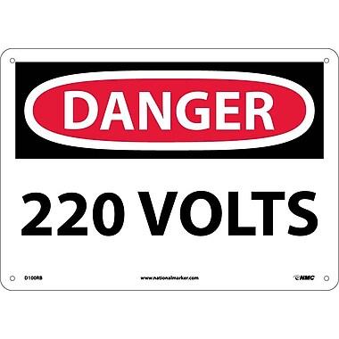 Danger, 220 Volts, 10