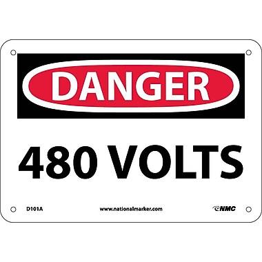 Danger, 480 Volts, 7