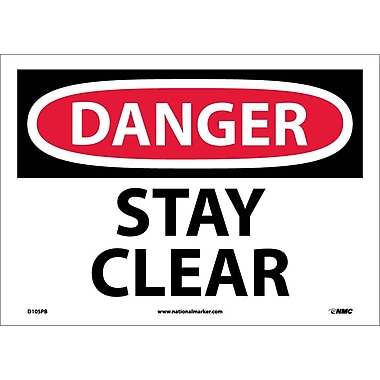 Danger, Stay Clear, 10