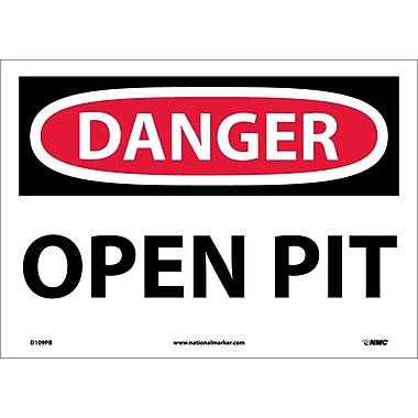 Danger, Open Pit, 10