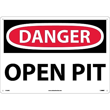 Danger, Open Pit, 14