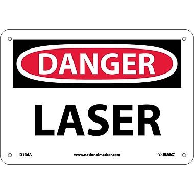 Danger, Laser, 7