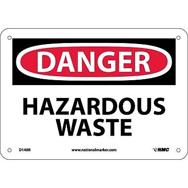 Danger, Hazardous Waste, 7