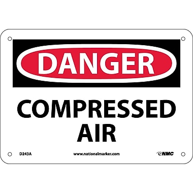 Danger, Compressed Air, 7