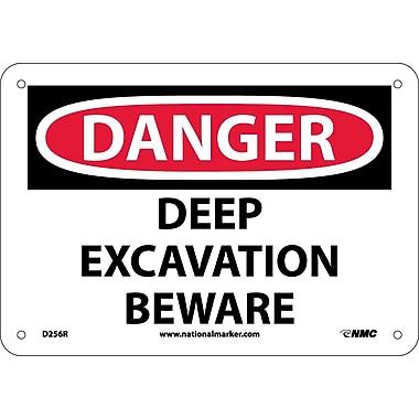 Danger, Deep Excavation Beware, 7
