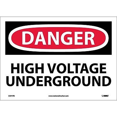 Danger, High Voltage Underground, 10