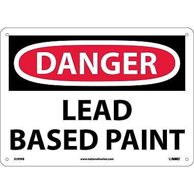 Danger, Lead Based Paint, 10