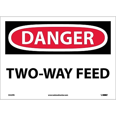 Danger, Two Way Feed, 10
