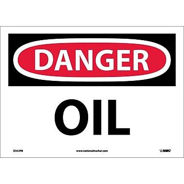Danger, Oil, 10