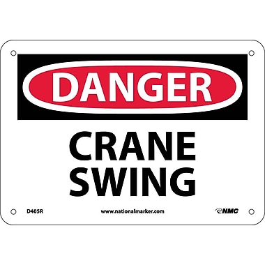 Danger, Crane Swing, 7