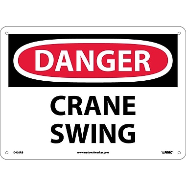 Danger, Crane Swing, 10