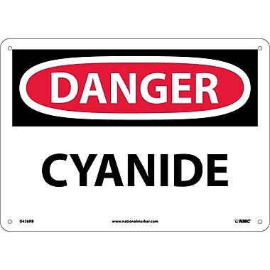 Danger, Cyanide, 10