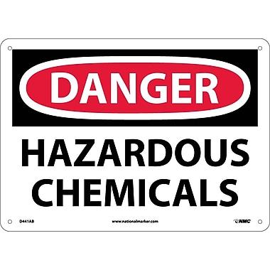Danger, Hazardous Chemicals, 10