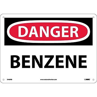 Danger, Benzene, 10