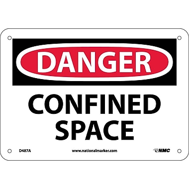 Danger, Confined Space, 7