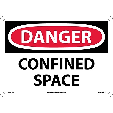 Danger, Confined Space, 10