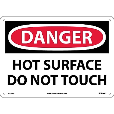 Danger, Hot Surface Do Not Touch, 10