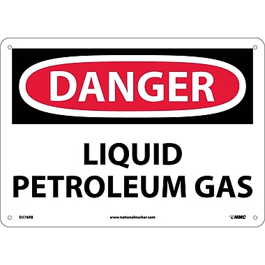 Danger, Liquid Petroleum Gas, 10