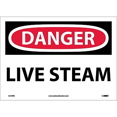 Danger, Live Steam, 10