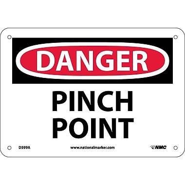 Danger, Pinch Point, 7