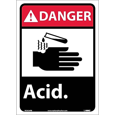 Danger, Acid, 14