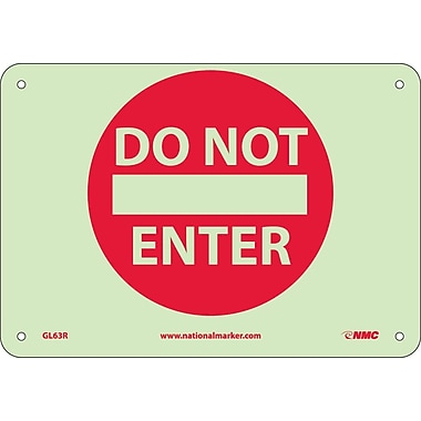 Do Not Enter, 7