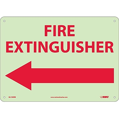 Fire, Fire Extinguisher, Left Arrow, 10