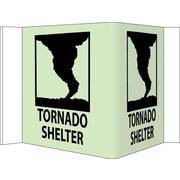 Visi, Tornado Shelter, 8X14.5,  Acrylicglow