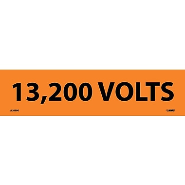Electrical Markers, 13,200 Volts, 2.25