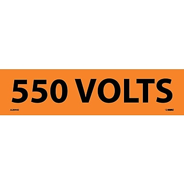 Electrical Markers, 550 Volts, 2.25
