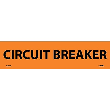 Electrical Markers, Circuit Breaker, 2.25