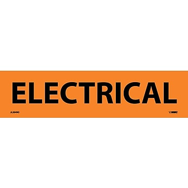 Electrical Markers, Electrical, 2.25