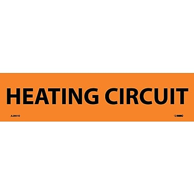 Electrical Markers, Heating Circuit, 2.25