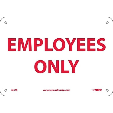Employees Only, 7