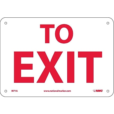 To Exit, 7